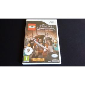 Lego Pirates Of The Caribbean Nintendo Wii Completo Europeu