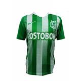 Camiseta Atletico Nacional 2019 Nike Para Niño Env Gratis. 6143f2b7f5e35