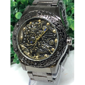 98b1b8fb120 Relogios Grandes Barato - Relógio Masculino no Mercado Livre Brasil