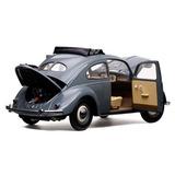 Volkswagen Escarabajo Fusca Escala 1/12 Gigante Sun Star