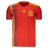 c6d5305932 Camisa Espanha - Camisas de Futebol no Mercado Livre Brasil