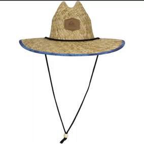 Chapéu De Palha Quiksilver Chapeus Panama Masculino - Chapéus no ... 541e42bab85