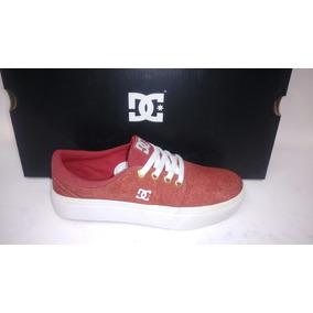 Tênis Dc - Trase Tx Se W (jester Red)