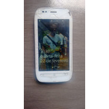 Nokia Lumia 710 Branco - Tela Trincada