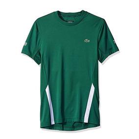 Playera Lacoste Novak Djokovic %100 Original Size 6 Xl Verde