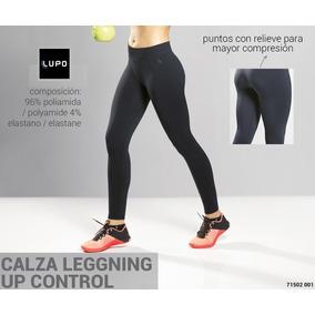 Calza Dama Lupo Upcontrol Modela/levanta/running/fitness/gym