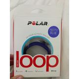 Pulseira Polar Loop Bluetooth Misty Blue