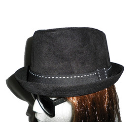 Boinas Negras Para Mujer - Accesorios de Moda en Mercado Libre México 2c13fb05672