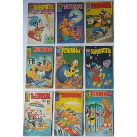 Gibi Edição Extra 1976 Da Disney Raridade 3 Hq Frete Grátis
