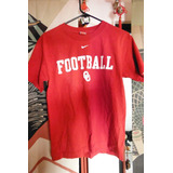 Blusa Nike Football Sports Deportes Sports Woman Red