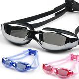 Óculos Natação Proteção Uv Antiembaçante Top