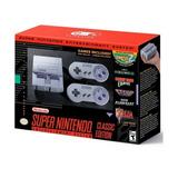 Consola Super Nintendo Snes Classic Edition + 21 Juegos