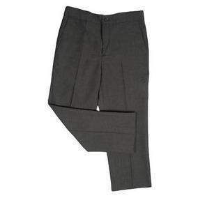 aa403feb797a1 Pantalon Gris Rata O Gris Oxford Oscuro Pantalon Escolar