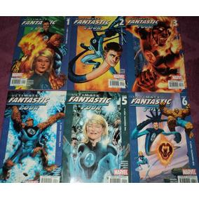 Ultimate Fantastic Four. Marvel. En Ingles. Envio Gratis!
