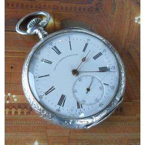 4ab2e2fe394 Relogio De Bolso Paragon Antigo - Relógios no Mercado Livre Brasil