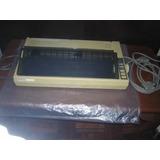 Impresora A Cinta Epson Carro Largo Con Cables Modelo Fx286