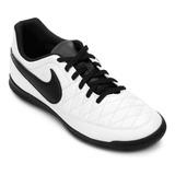Tênis Nike Futsal Majestry Ic Branco Original + Nf