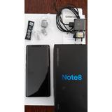 Samsung Galaxy Note 8 N950 F/ds 128 Gigas Memória 6 Giga Ram