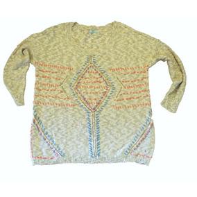 Liquidación Sweaters Dama Tallas Extra Forever 21 Maurices