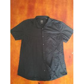 06a3f6d9d03 Camisa Manga Corta Armani Exchange Original Xl