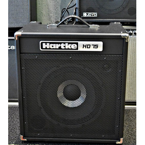 Cubo Hartke Amplificador 12 Para Baixo 75w Hd 75 Oferta!