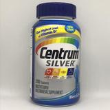 Centrum Silver Men + 50 C/ 200 Cps Pronta Entrega M