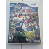 Super Smash Bros .braul Para Wii