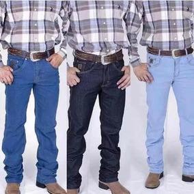 Calça Country Masculina - Calças Jeans Masculino no Mercado Livre Brasil 372c12ace13