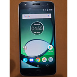 Motorola Moto Z Play Xt1635-02 4g 32gb Dual Chip Top
