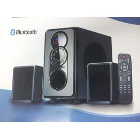 Caixa De Som 2.1 40w Fm/usb/sd Bluetooth Lendex Ld-css2313