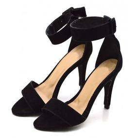 7fc45bfad Sandalia Tira Larga Com Fivela Feminino - Sapatos no Mercado Livre ...