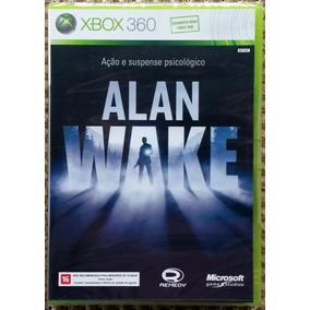 Alan Wake Para Xbox 360 Original Mídia Física Novo