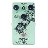 Pedal Walrus Audio Voyager Efeito Preamp Overdrive Guitarra