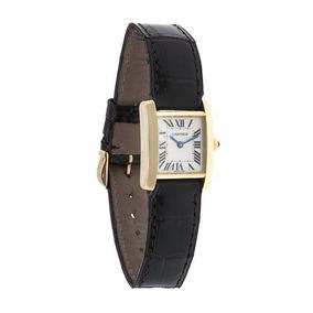 Reloj Cartier Para Dama Modelo Tank Francaise.-120641952