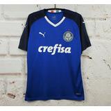 Camisa Adidas Palmeiras Iii Azul no Mercado Livre Brasil e3d9de142f88c