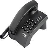 Telefone Intelbras Com Fio Pleno C/ Chave Preto, Promoção
