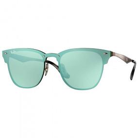 Oculos Rayban Original Feminino - Óculos De Sol Ray-Ban Clubmaster ... b5966a028a