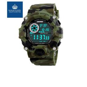 2aee3a1a352 G Shock Camuflado Feminino - Relógios De Pulso no Mercado Livre Brasil