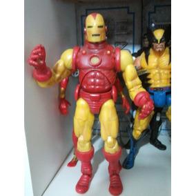 6dde55def1f Boneco Toy Marvel Legends Iron Man Homem De Ferro Inimigo - Bonecos ...