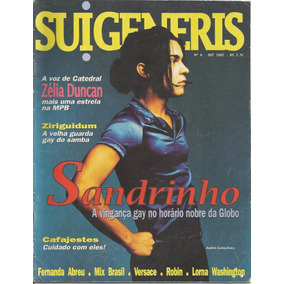 Revista Suigeneris Nº 6 - André Gonçalves