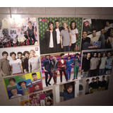 Carpeta Con 50 Posters One Direction