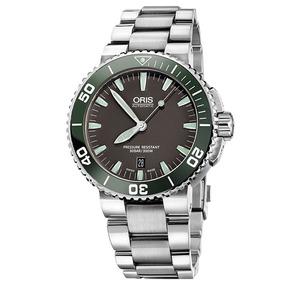 Reloj Oris Aquis Date 73376534137 Tienda Oficial