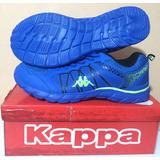 Tenis Kappa Royal Blue #29mx Training, Crossfit, Gym, Runing