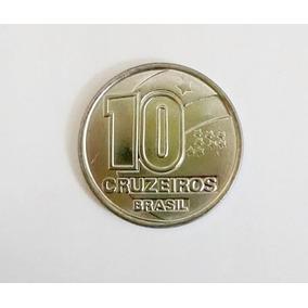 Moeda 10 Cruzeiros 1990