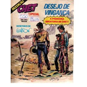 Chet Especial Desejo De Vinganca Vecchi Bonellihq Cx316 E18