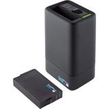 Gopro - Fusion Cargador De Batería Dual Con Batería De Repue