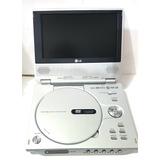 Dvd Portatil Lg Dvp-9831n, Es Para Reparar O Refacciones