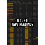 Promoção Curso Scalper Trader Tape Reading +brindes