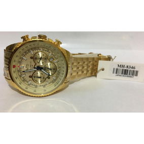 6b6dcfd06c6 Relogio Vip Dourado - Relógio Masculino no Mercado Livre Brasil