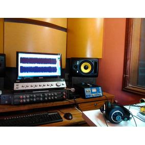 Vendo Equipamento De Estúdio De Gravação De Áudio Completo